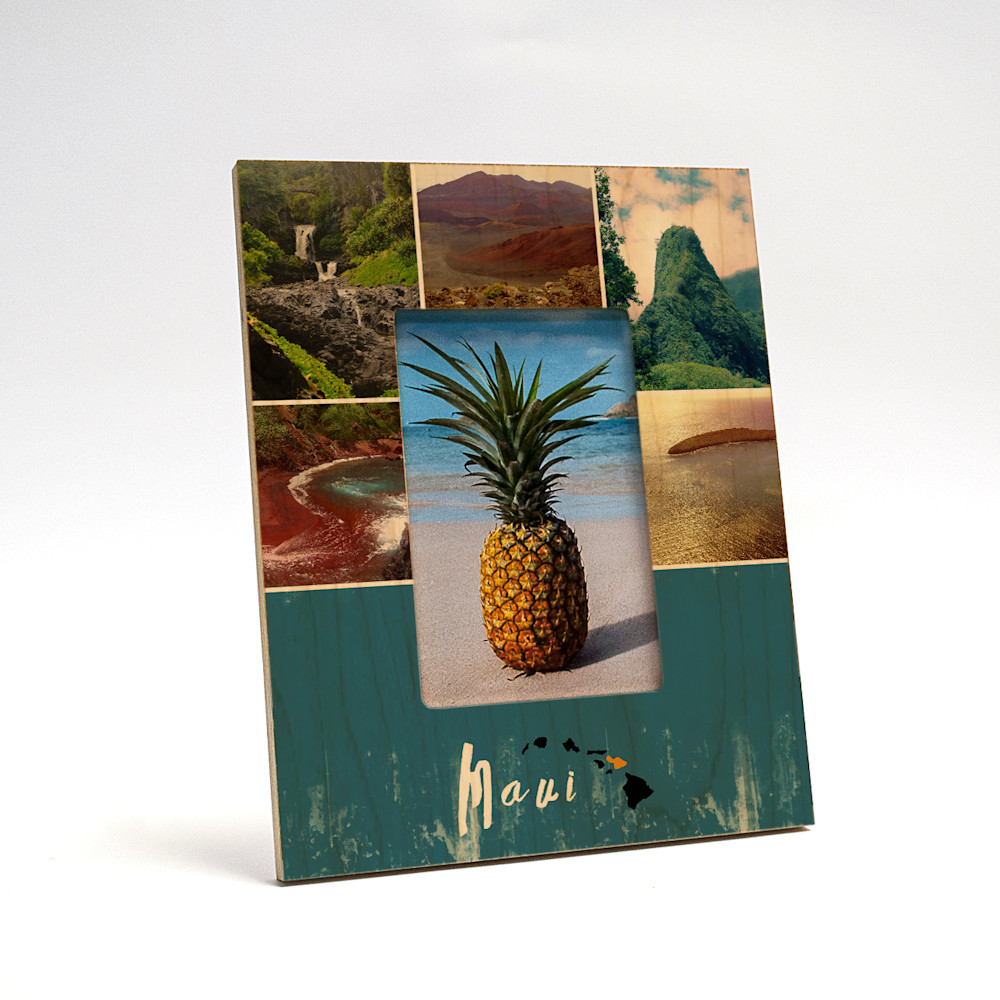 Decorative Picture Frames | Maui Collage Vertical