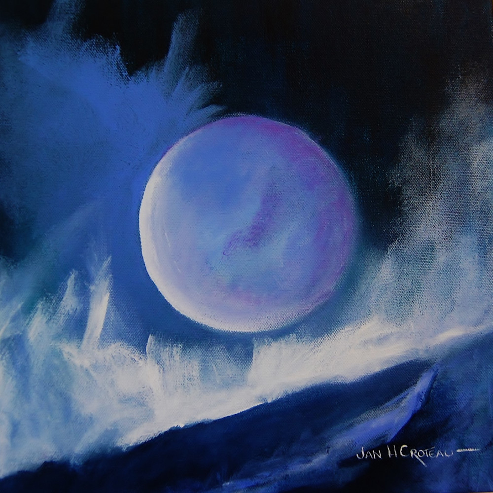 Up Hill Moon