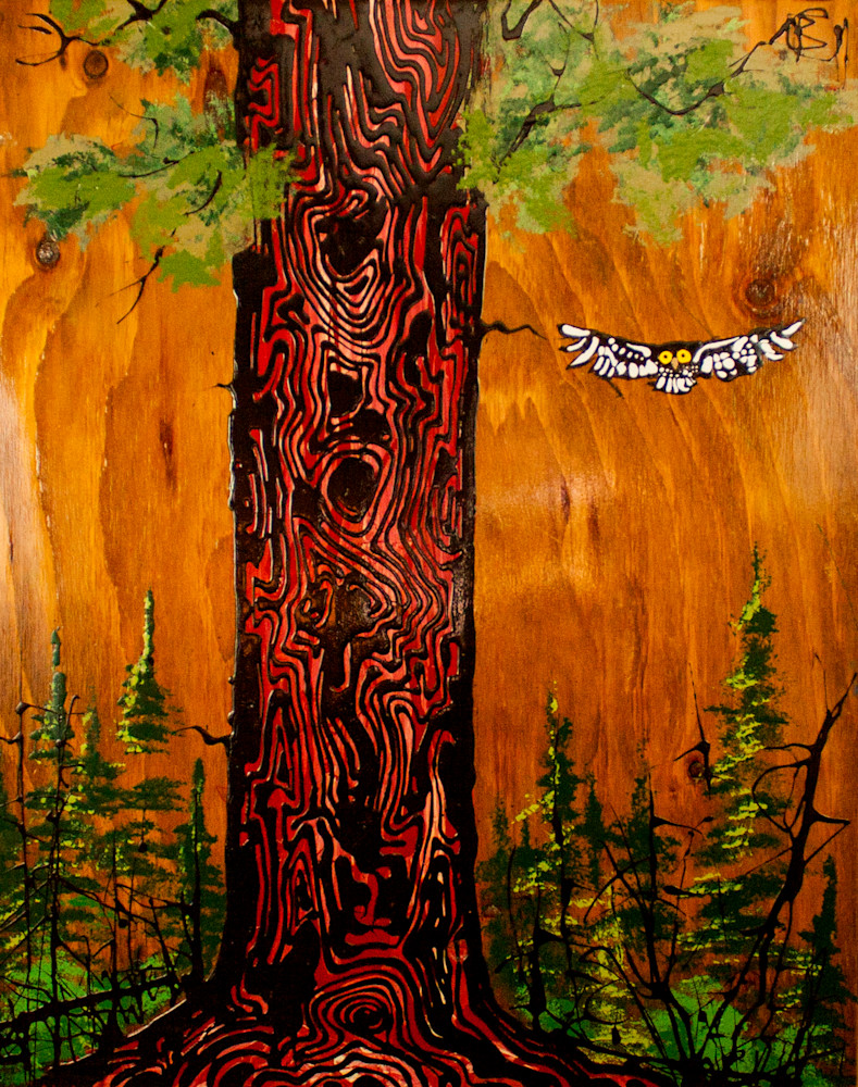 Trees-QuietFlight-24x30-ndjlsc