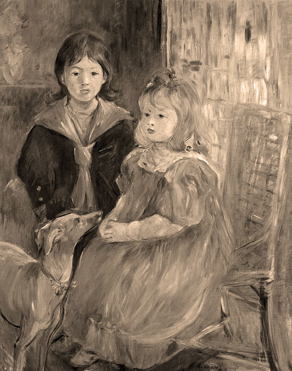 Children-of-Gabriel-Thomas-by-Morisot-sepia-jw9osw