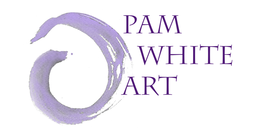 PAM WHITE ART
