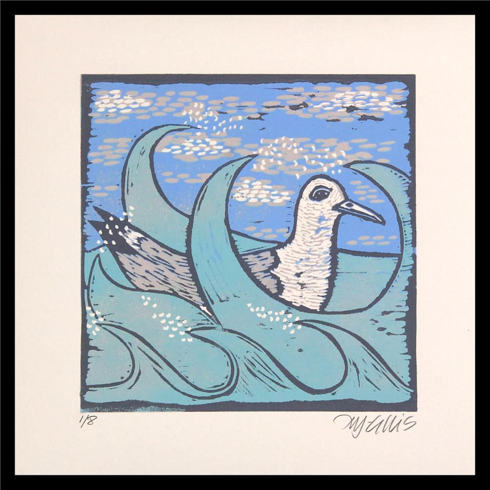 Seagull 4 framed