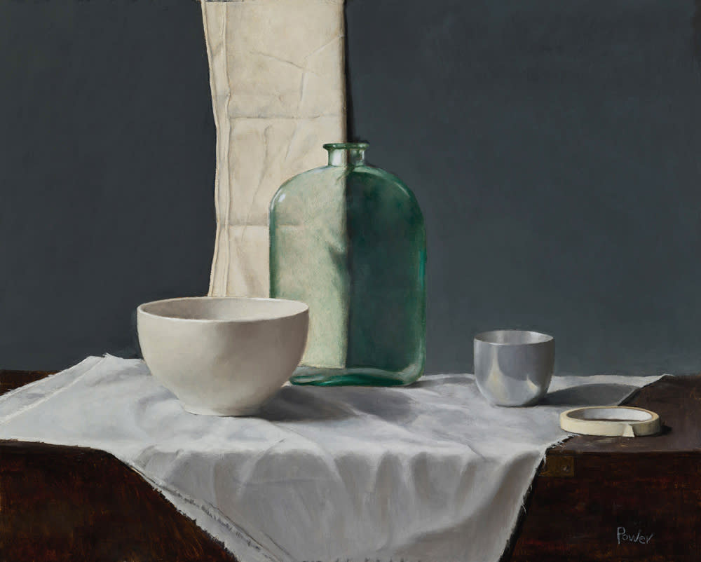 Power BOWL withGREEN BOTTLE 1000