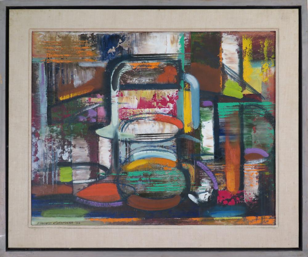 Juane Etude Juke Box Abstract