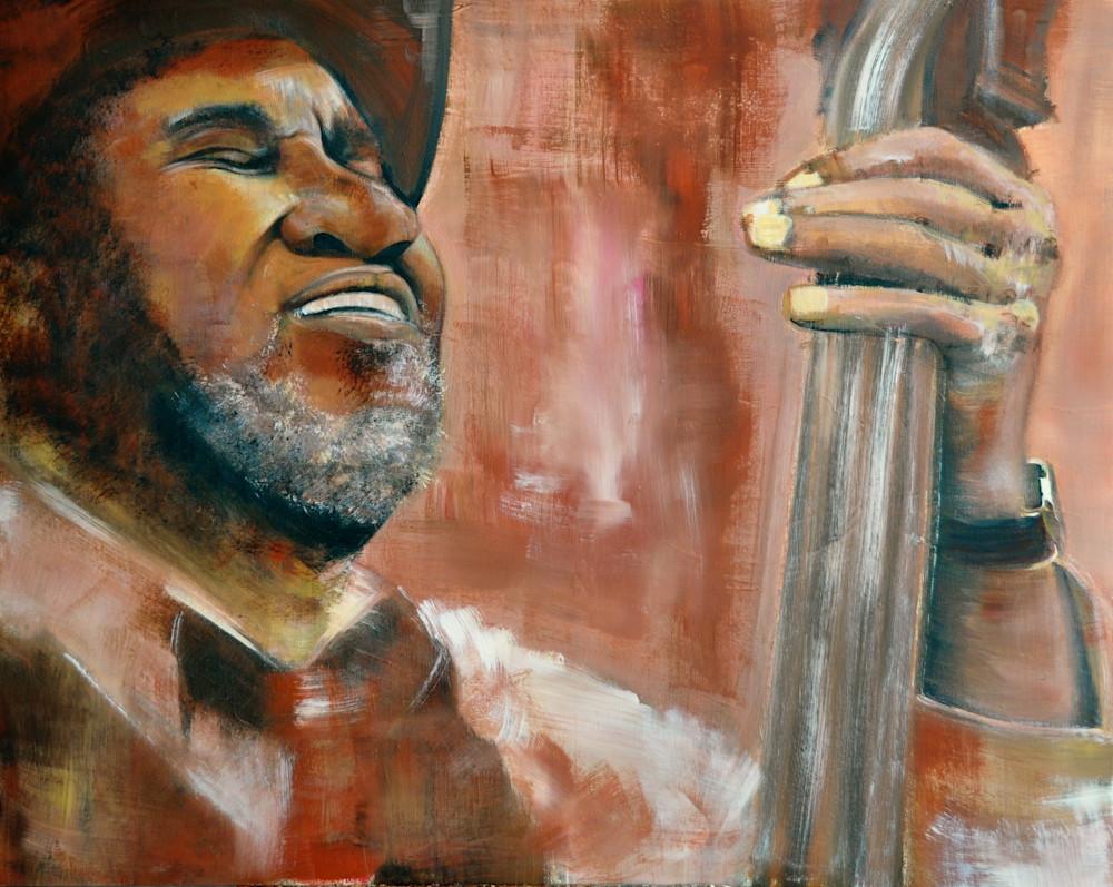 Street Musician by Steph Fonteyn