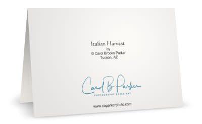 R Italian Harvest B