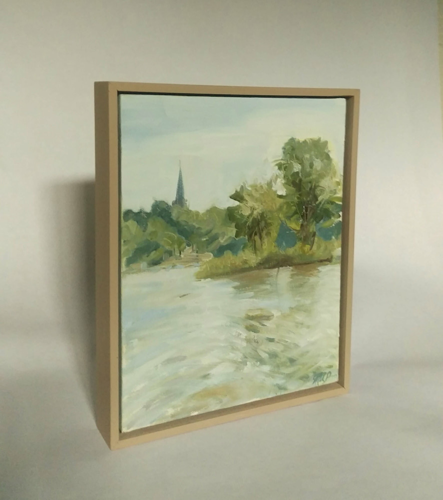 SummerRiver framed