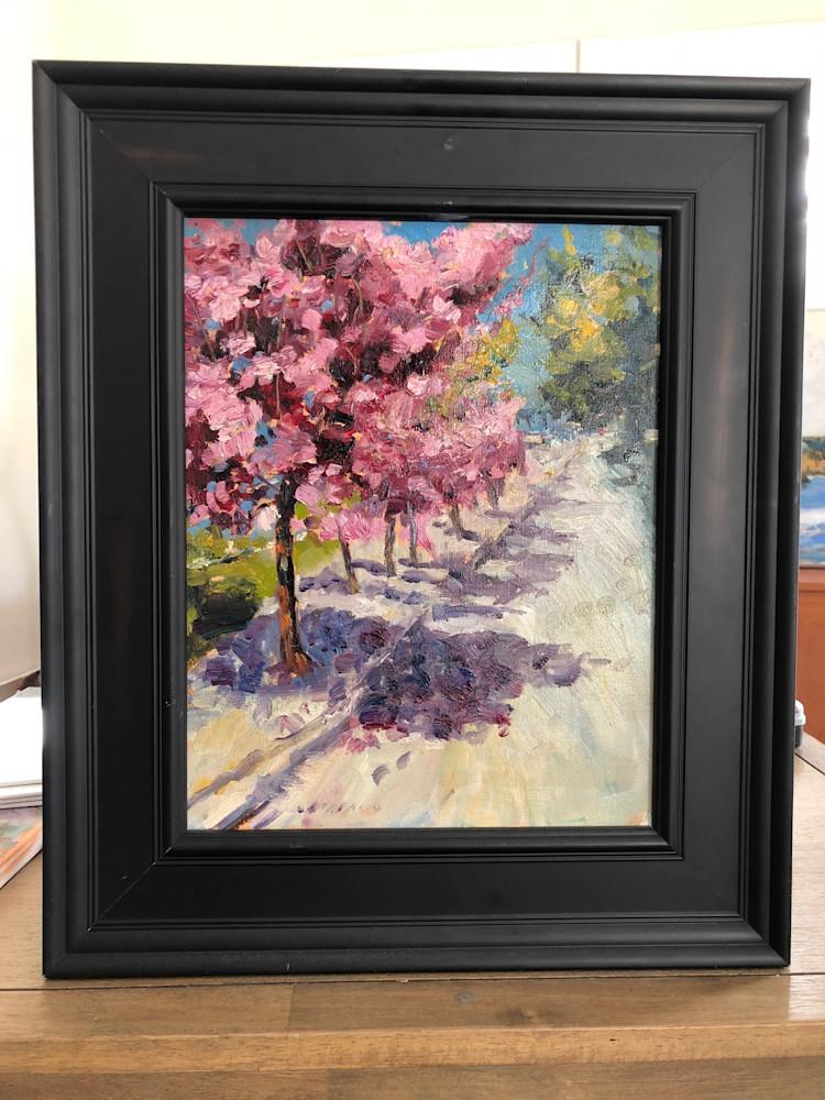 pinktreesframed