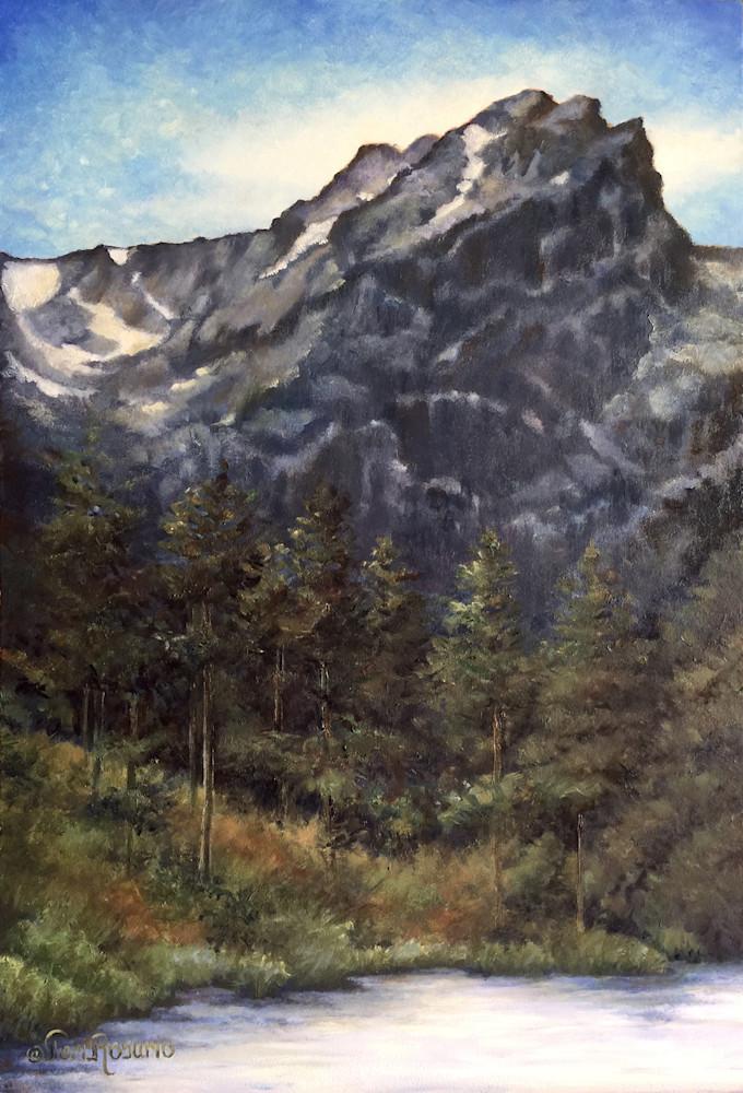 Hallet Peak finished