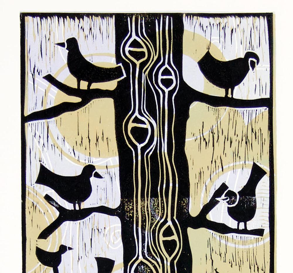 Birds in a tree 2118 top