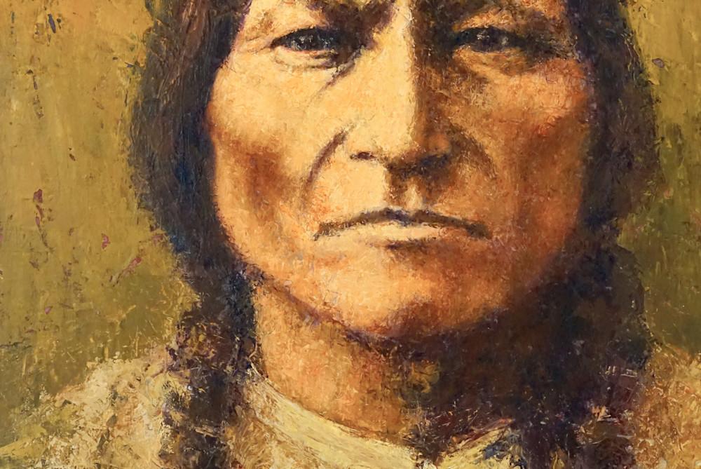 Sitting Bull Detail