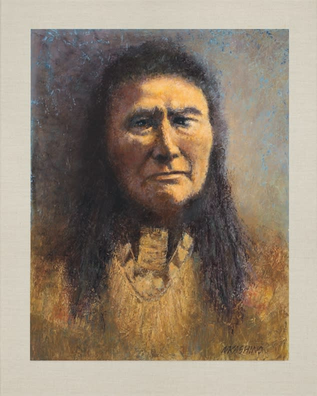 Chief Joseph Mark Kashino ASF Originals webR