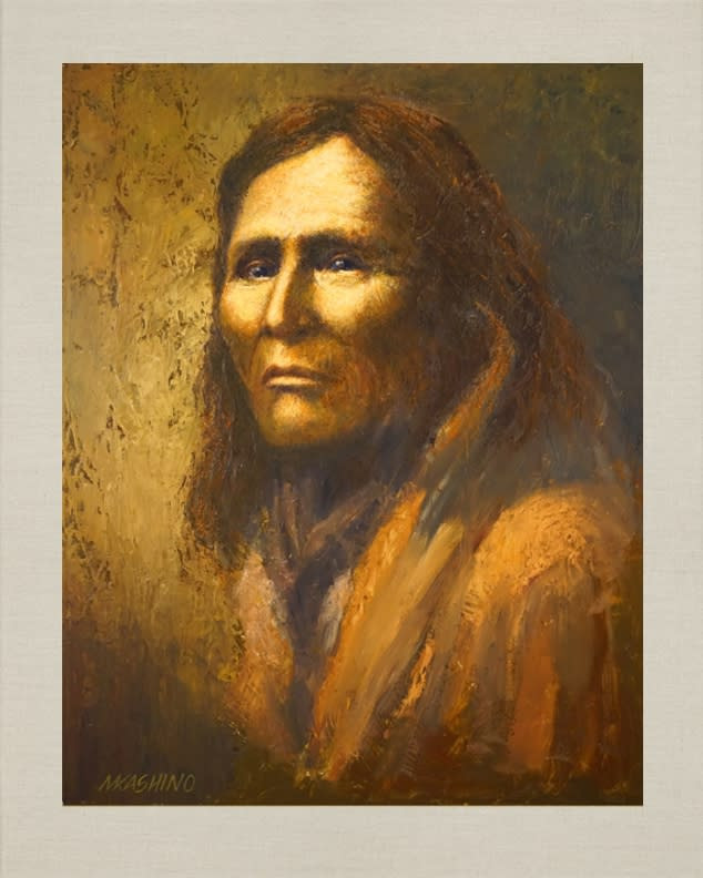 Alchise Apache Mark Kashino ASF Originals webR