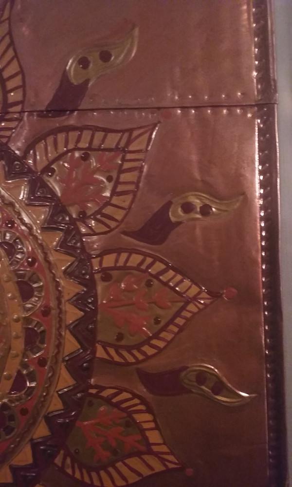 Details. Signature Copper Sun