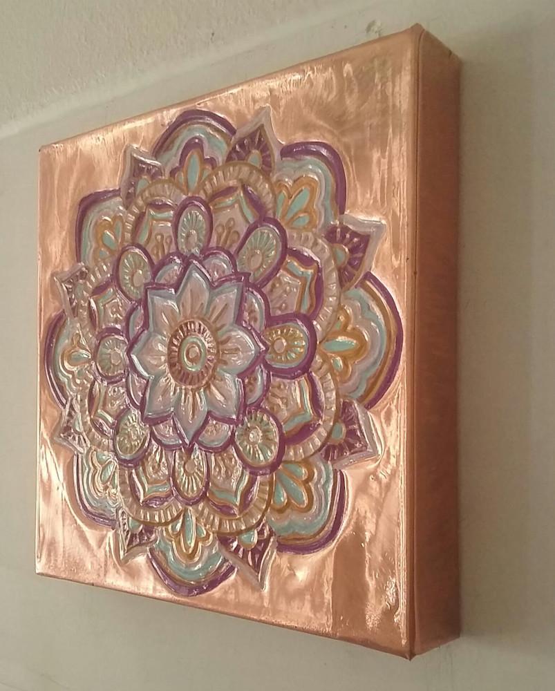 Daylight Side V Tranquility Flower