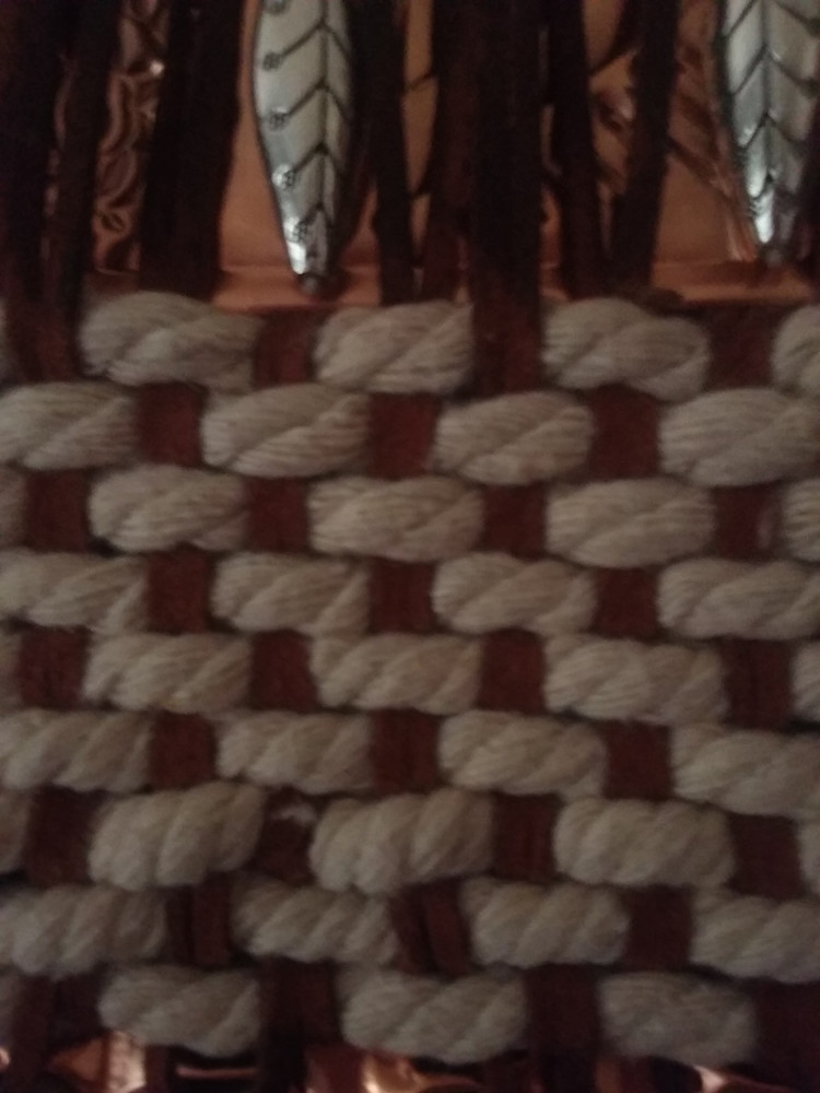 Weaving Clay and Ivory 5