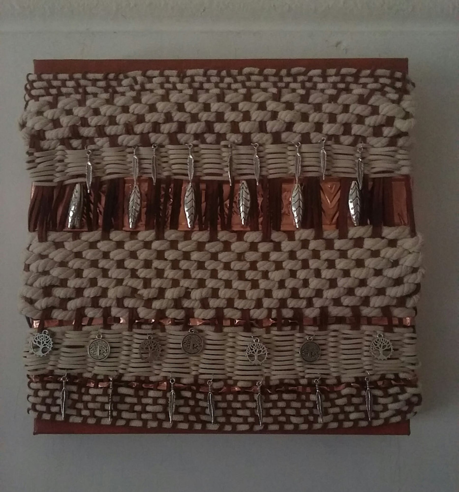 Weaving Clay and Ivory 1