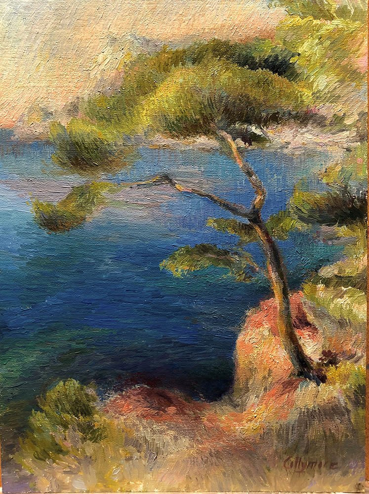 Collymore Calanques Seascape New 1000