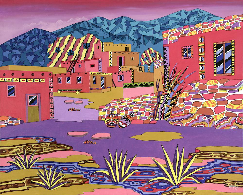 Hopi Village