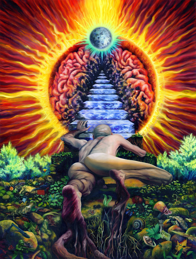 closer metaphysical visionary