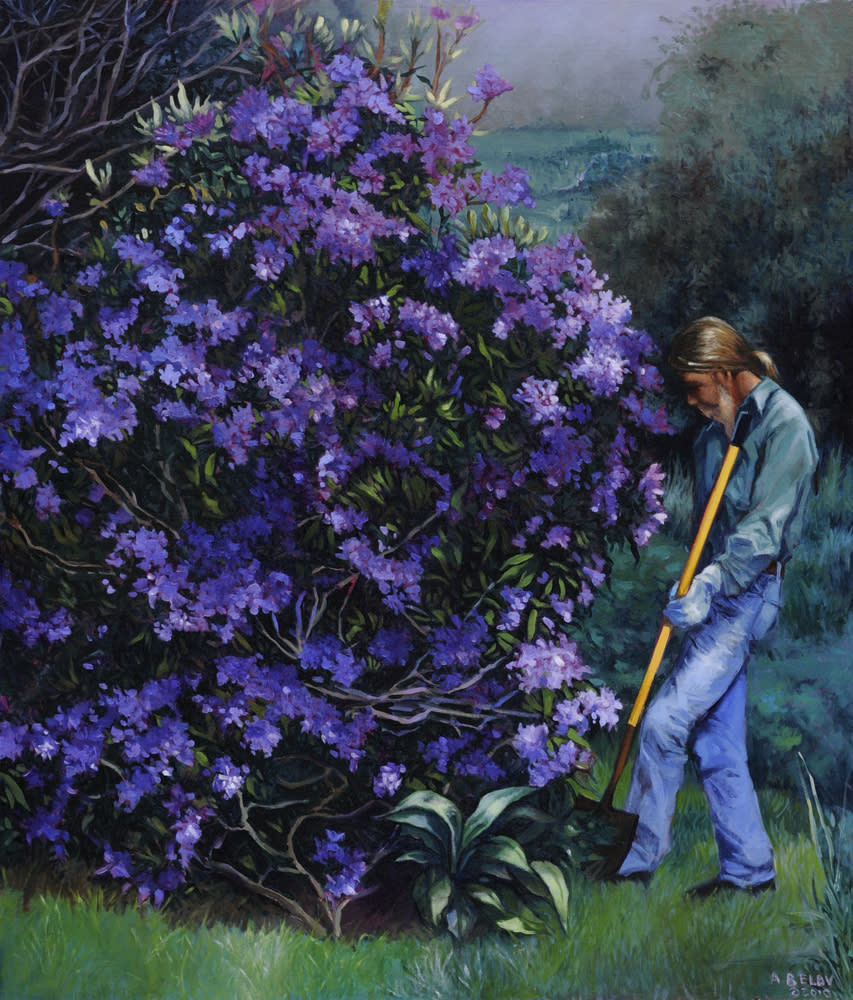 Belov Among the Rhododendrons 1000