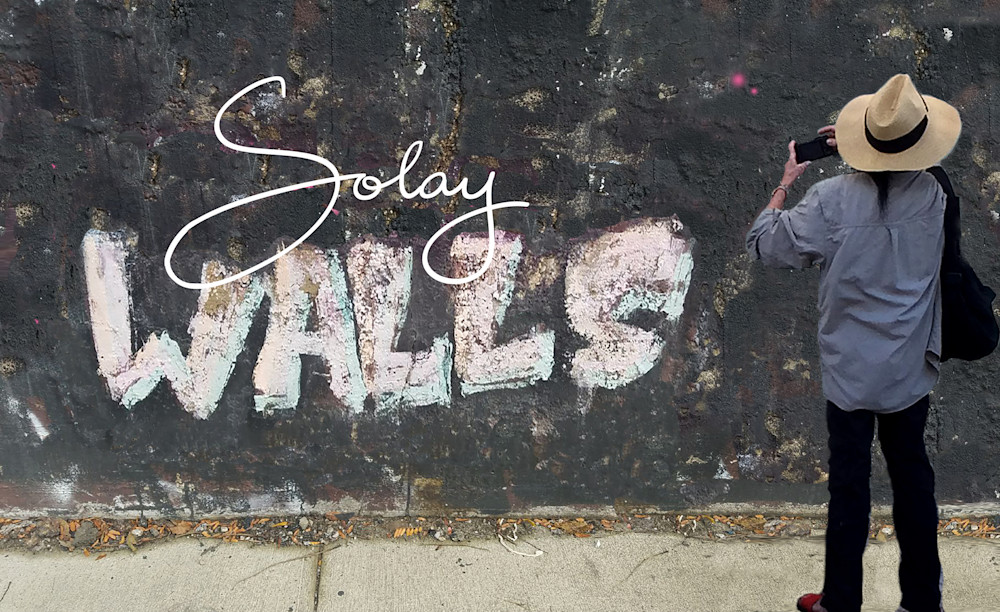 denise solay WALLS ON WALLS