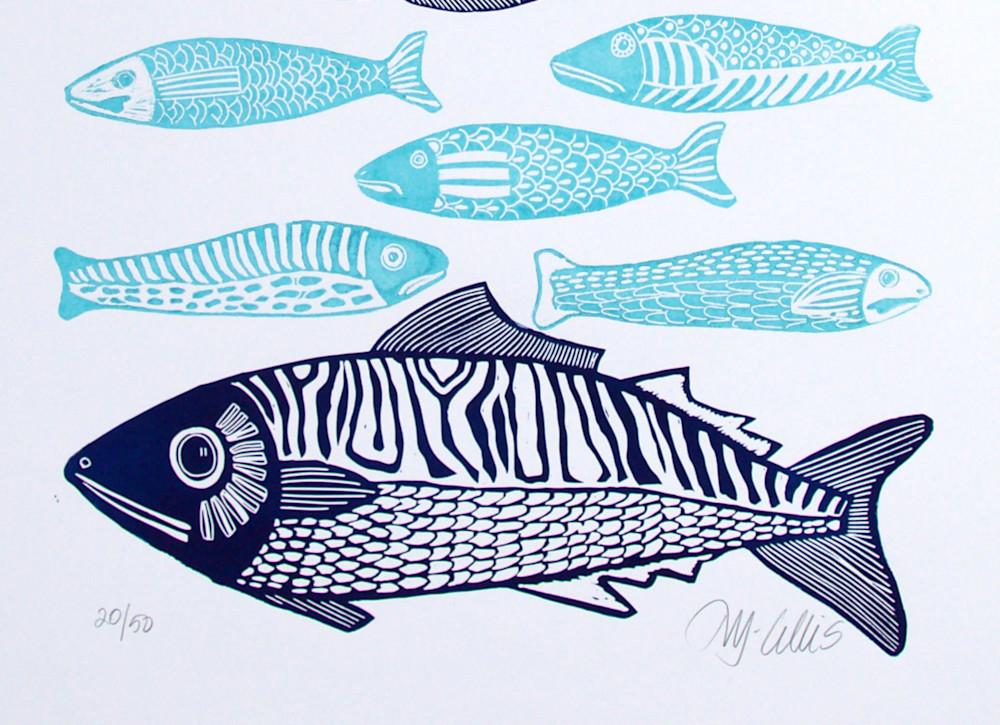 big fish mackrel signature