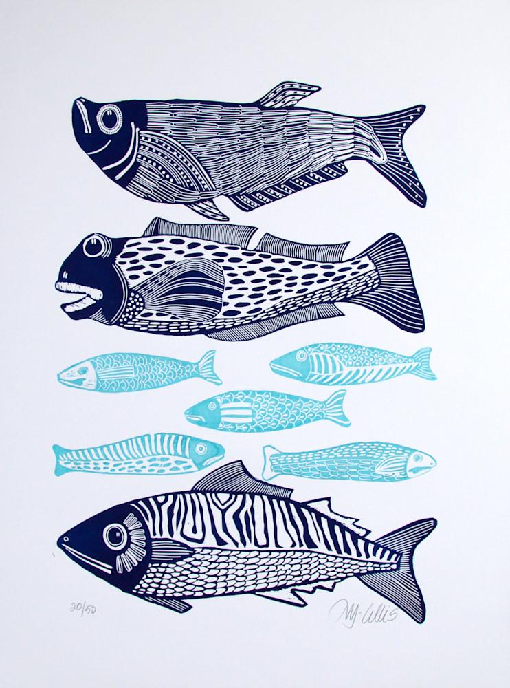 big fish mackrel