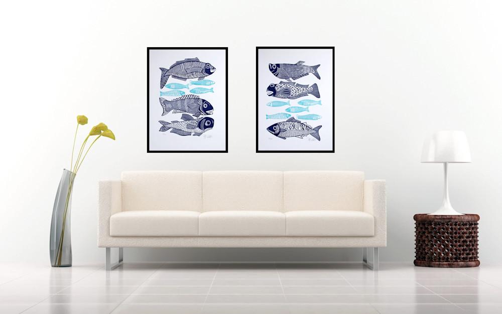 big fish interior