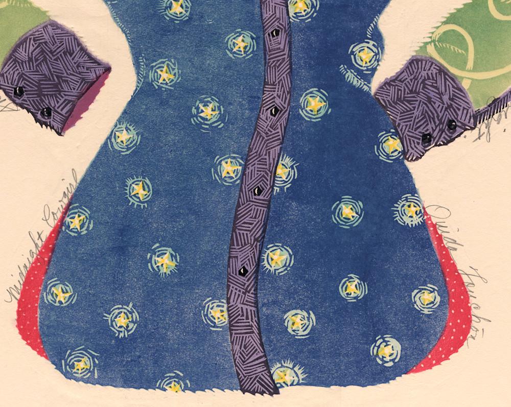 Midnight Cowgirl detail 2