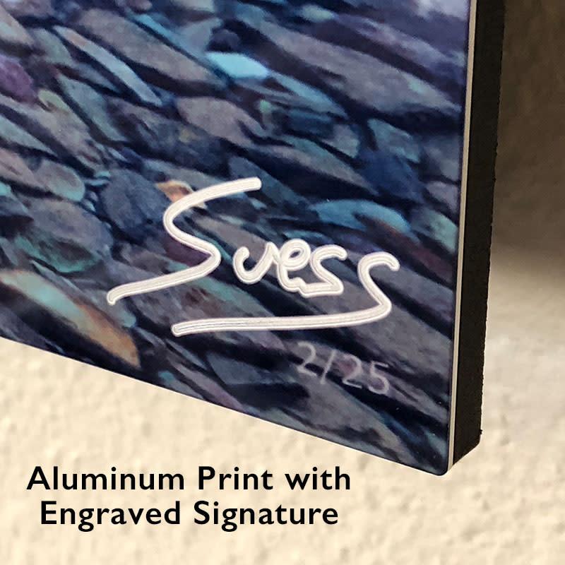aluminum signature
