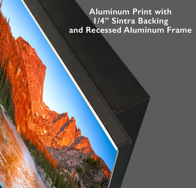 aluminum sintra