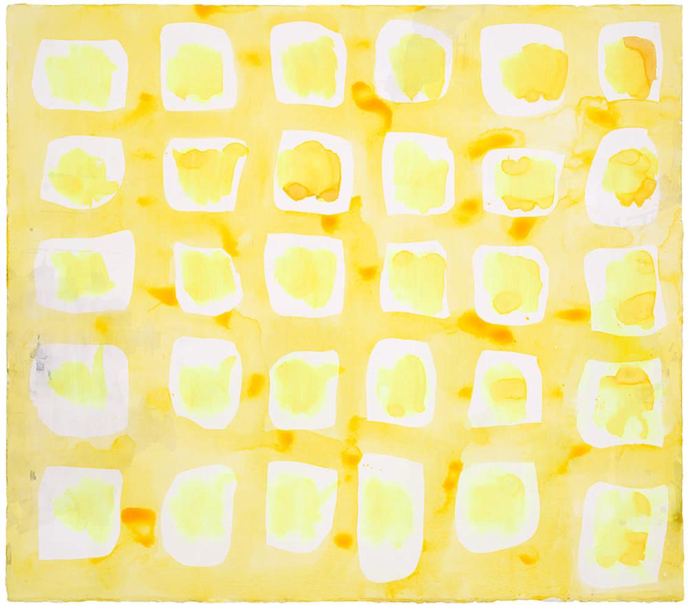 Yellow Windows 30x34 sm