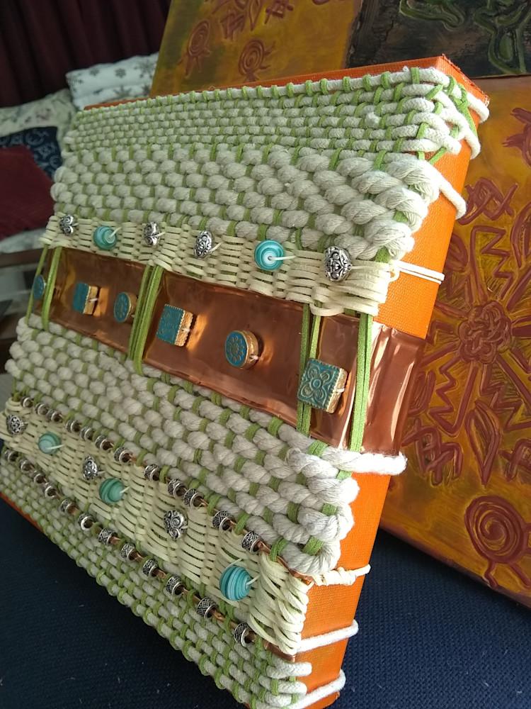 Rustic Artisan Weaving 9