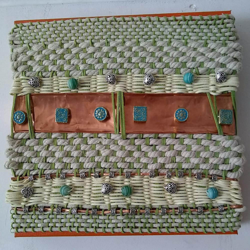 Rustic Artisan Weaving 8