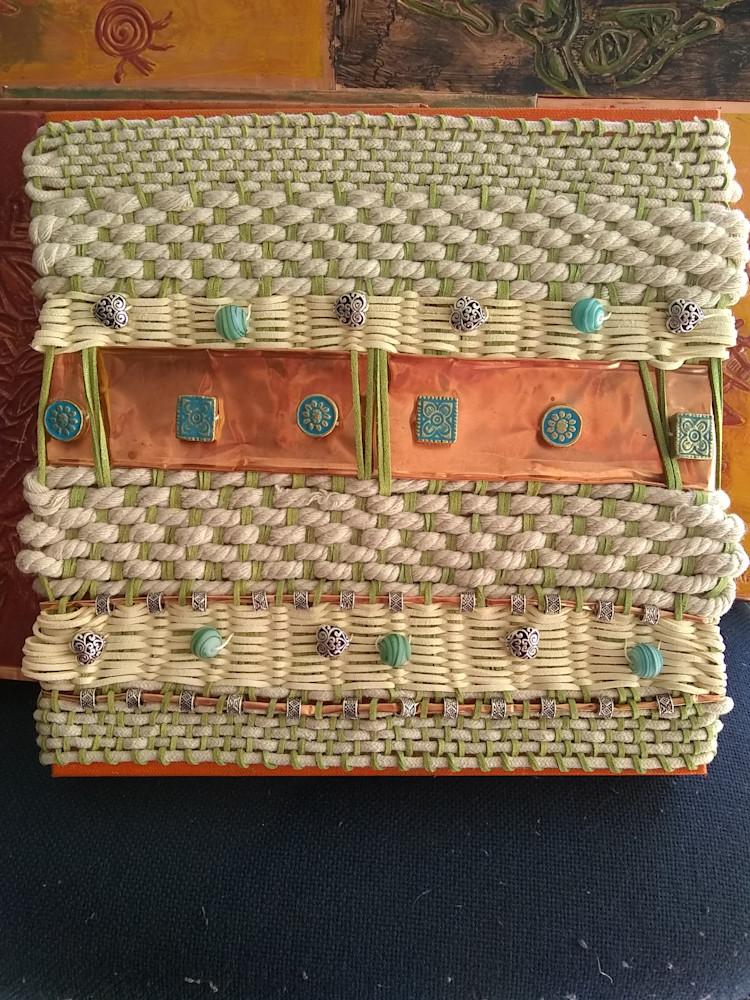 Rustic Artisan Weaving 1