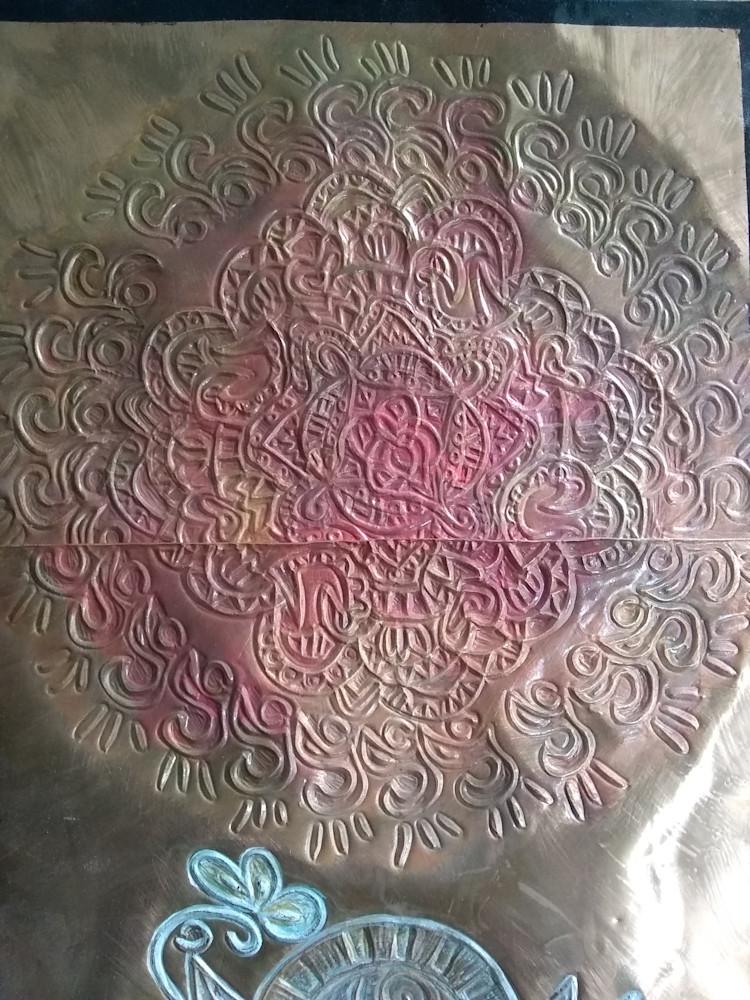 Gohonzen Mandala 3