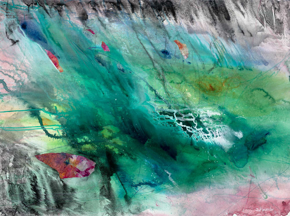 Olivia Alexander 003 The Dancing Sea