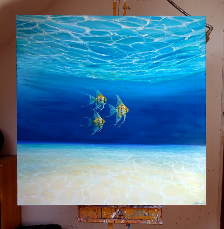 Magic under the sea by gill bustamante d1 S