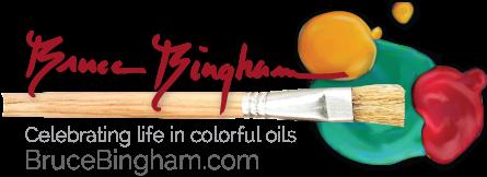 Bruce Bingham Art