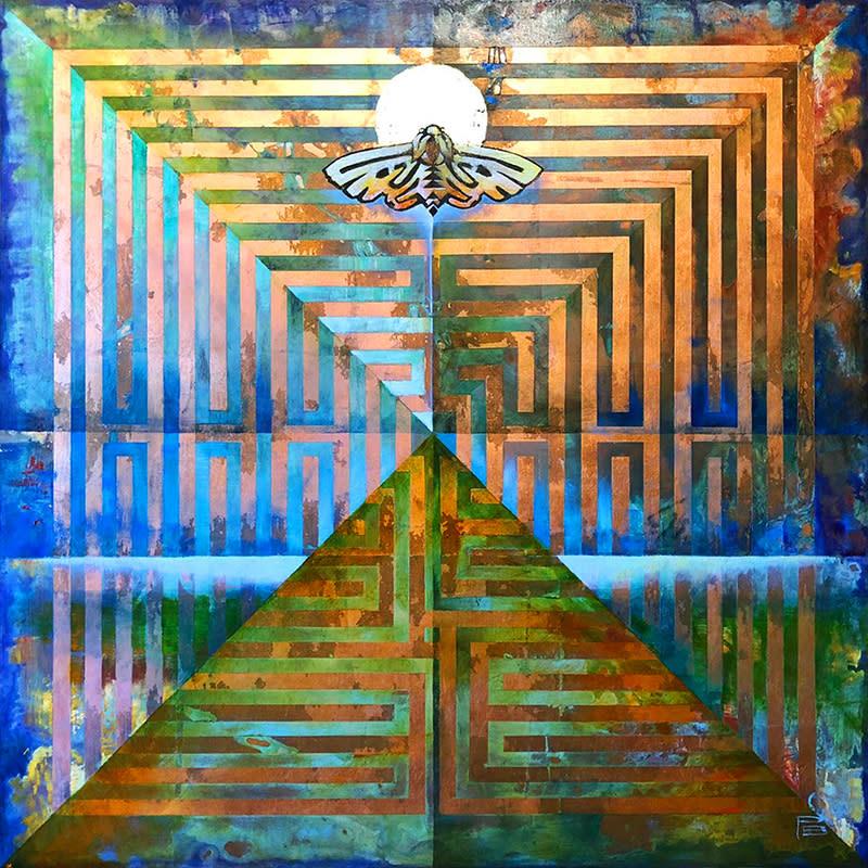 Infinite in the finite