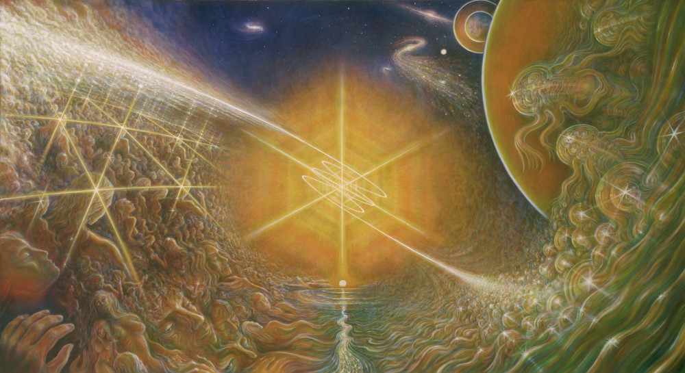 LIGHT VOYAGERS giclee