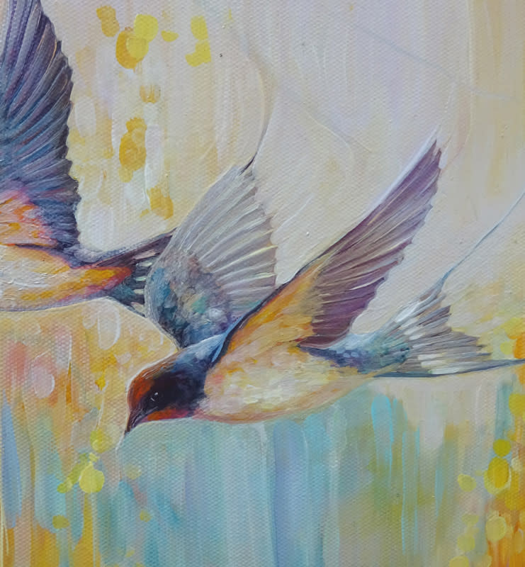 swallow song by gill bustamante d4 S