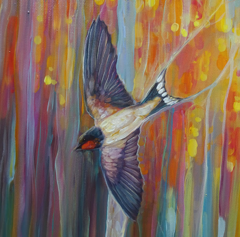 swallow song by gill bustamante d1 S