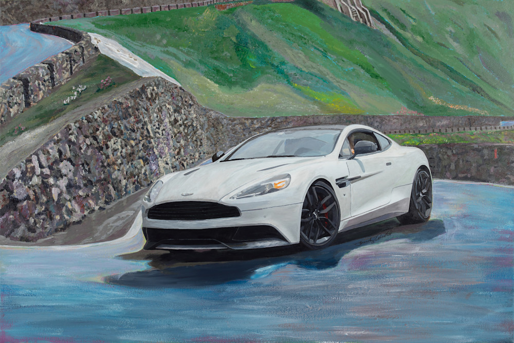 Aston Martin Vanquish for Alastair Donald HighRes