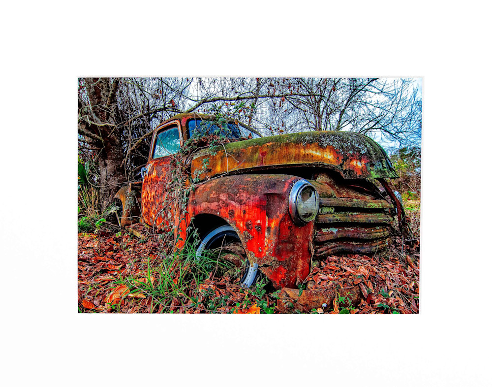 Andy Crawford Photography Rusty 1950 Chevrlet