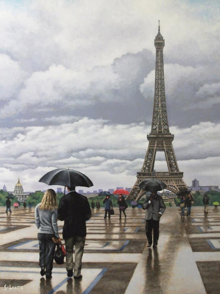 Lantz View to Eiffel Tower 1000