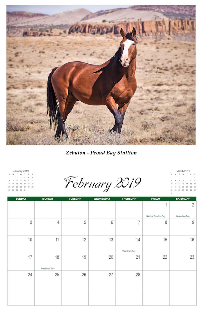 2 Wild Horse 2019 Feb