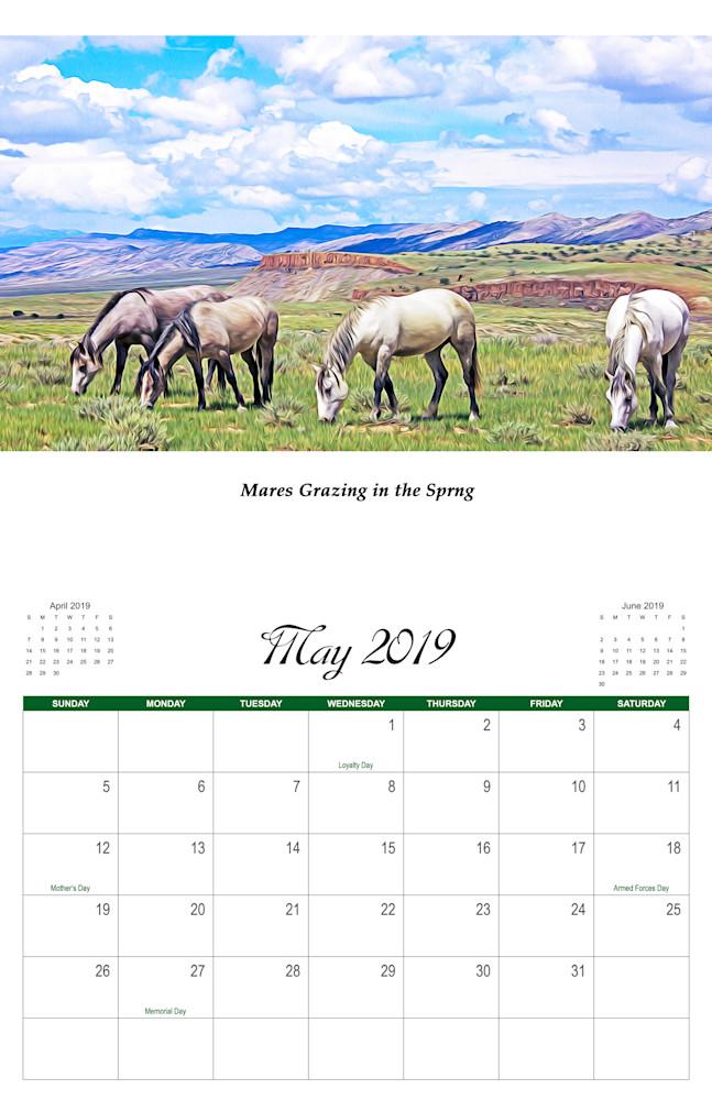 5 Wild Horse 2019 May