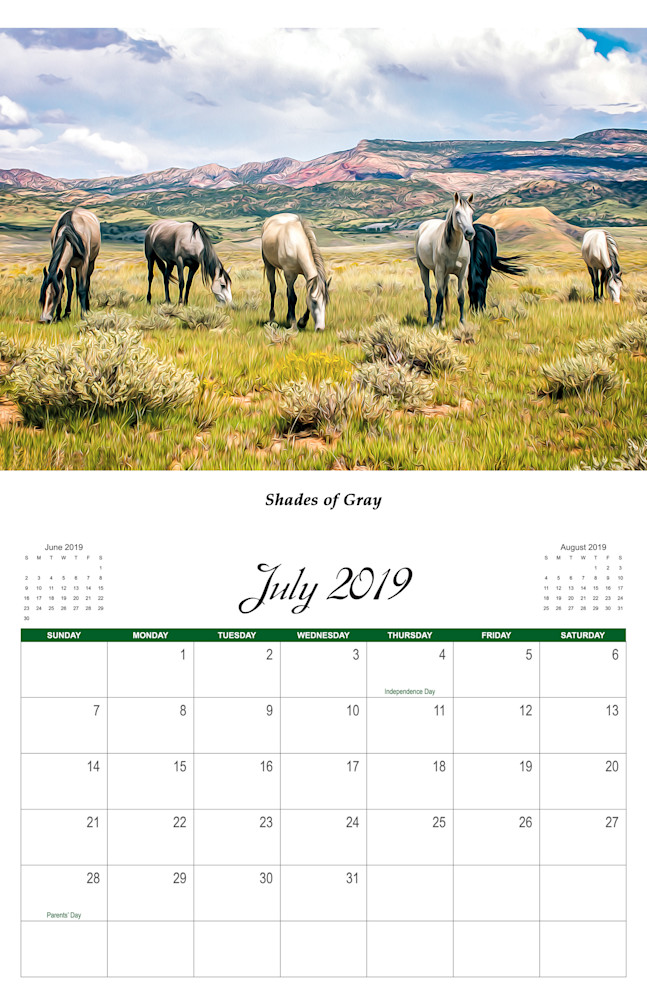 7 Wild Horse 2019 Jul